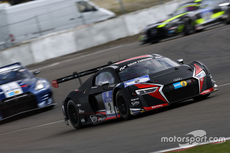 #2 Team WRT, Audi R8 LMS