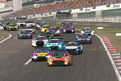 iRacing, Nordscheliefe Start