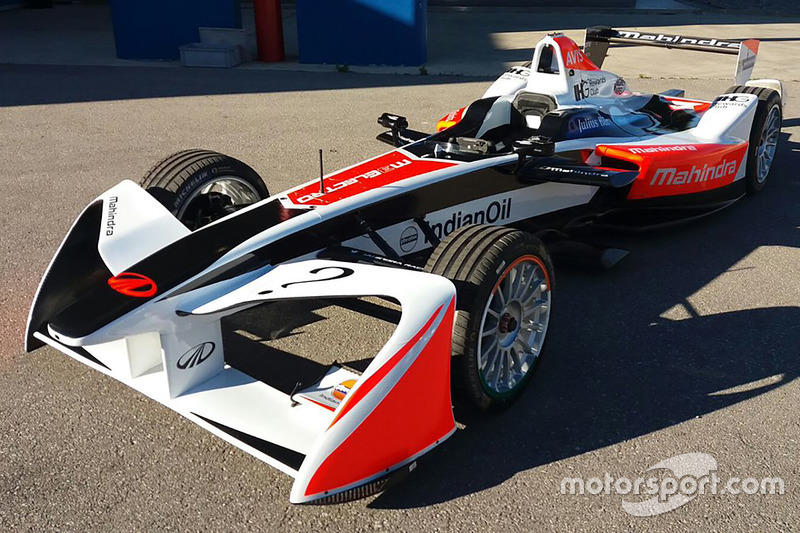 Mahindra Racing Season Car At Mahindra Racing Announcement