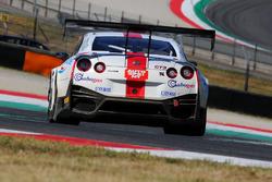 Nissan Nismo GT3 #23, Bontempelli-Linossi, Drive Technology