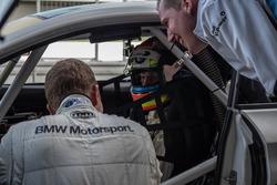 Alex Sims und Steve Richards, BMW Team SRM