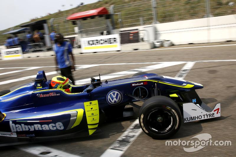 Alessio Lorandi,Carlin Dallara – F315 Volkswagen