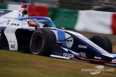 Suzuka December rookie testing