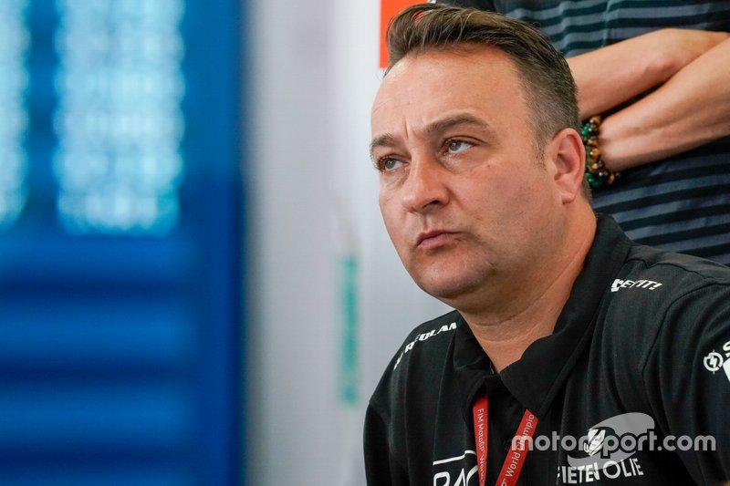 Jarno Janssen, teammanager NTS RW Racing GP