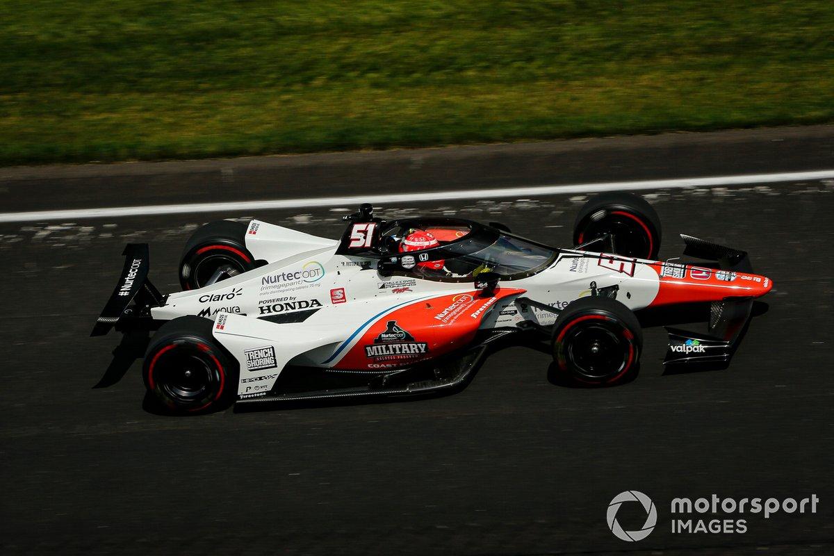 Pietro Fittipaldi, Dale Coyne Racing with RWR Honda
