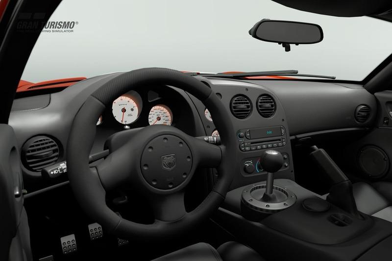 Dodge Viper SRT10 Coupe '06