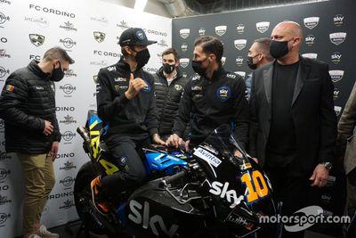 Esponsorama Racing unveil