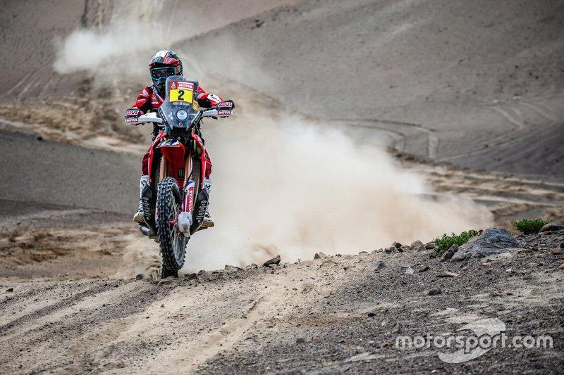 #2 Monster Energy Honda Team: Паулу Гонсалвеш