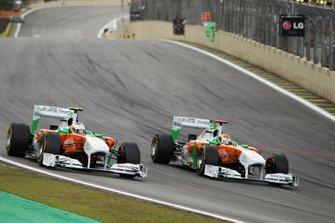 Пол ді Реста, Адріан Сутіль, Sahara Force India Formula One Team VJM04