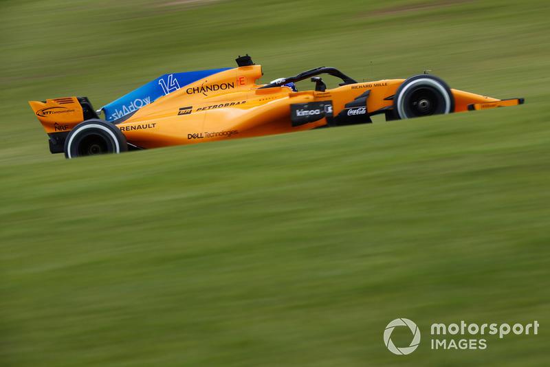 17: Fernando Alonso, McLaren MCL33: 1:09.402