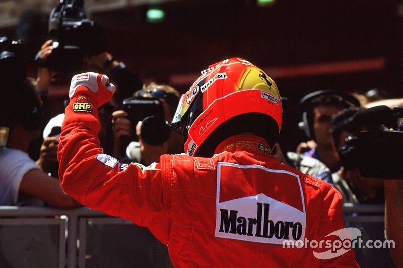 #47 GP d'Espagne 2001