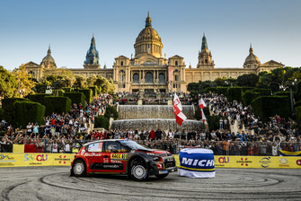 Себастьен Лёб и Даниэль Элена, Citroën C3 WRC, Citroën World Rally Team