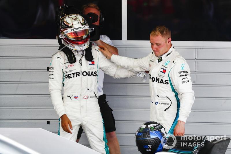 Valtteri Bottas: Mercedes - 10 puan