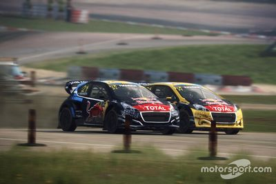 World RX Invitational Series : Suède