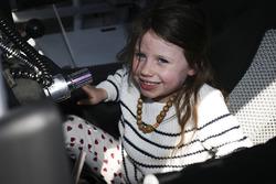 Denny Hamlin, Joe Gibbs Racing Toyota daughter