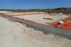 Строительство трассы Bend Motorsport Park