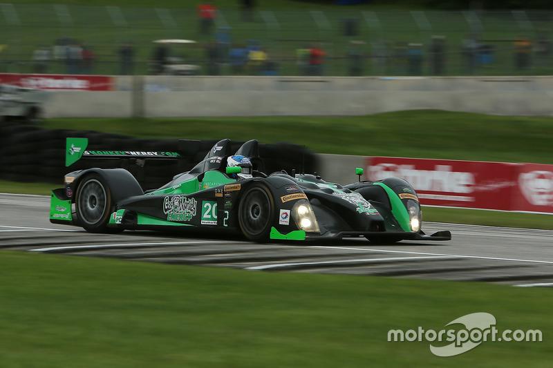 #20 BAR1 Motorsports ORECA FLM09: Дон Юнт, Бадді Райс
