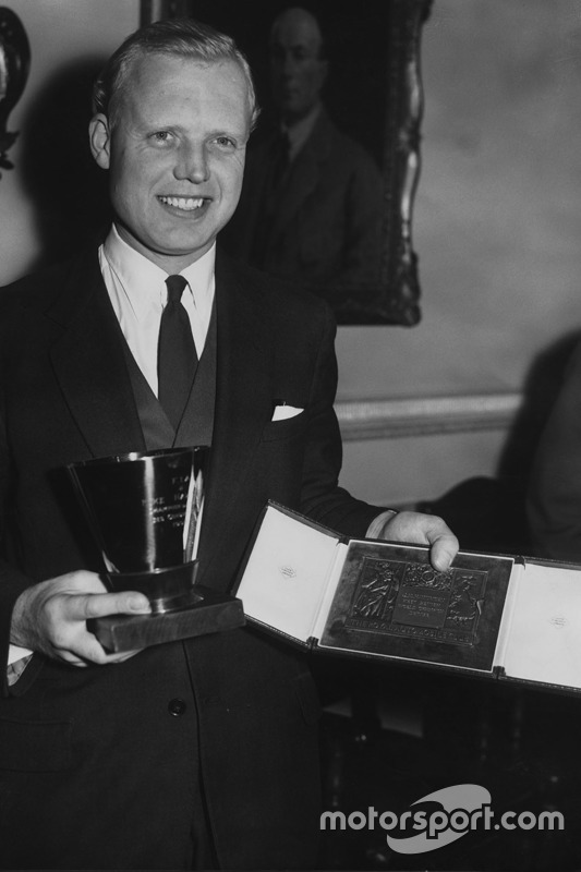 1958 World Champion Mike Hawthorn