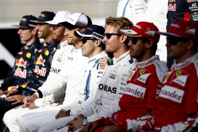 Felipe Massa, Williams, en una foto del equipo