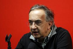 Прес-конференція: Серджіо Маркіонне, президент Ferrari