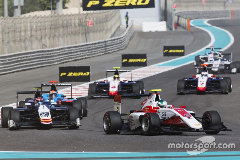 Nirei Fukuzumi, ART Grand Prix y Steijn Schothorst, Campos Racing