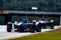 Nicolas Prost, Renault e.Dams y Edoardo Mortara, Venturi Formula E Team