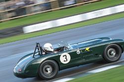 1954 HWM-Jaguar, Martin Hunt