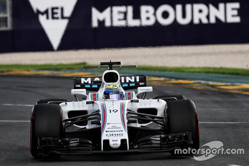 7. Felipe Massa, Williams FW40