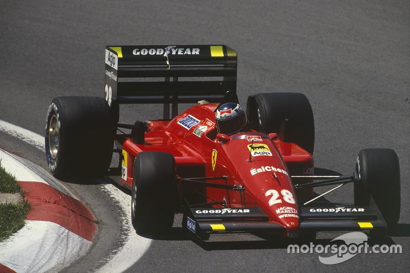 1988 : Ferrari F1-87/88C