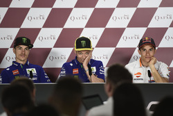 Маверік Віньялес, Yamaha Factory Racing, Валентино Россі, Yamaha Factory Racing, Марк Маркес, Repsol Honda Team