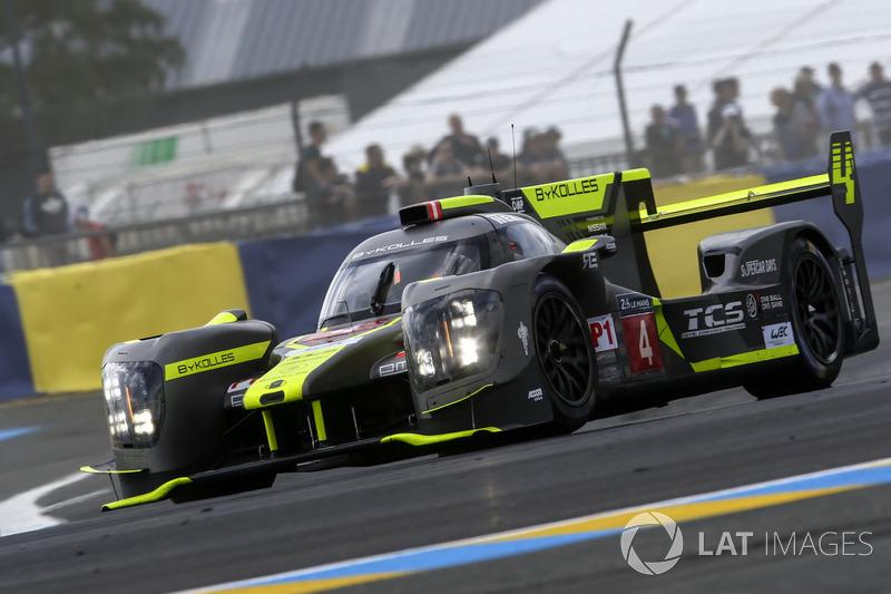 LMP1: #4 ByKolles Racing, CLM P1/01
