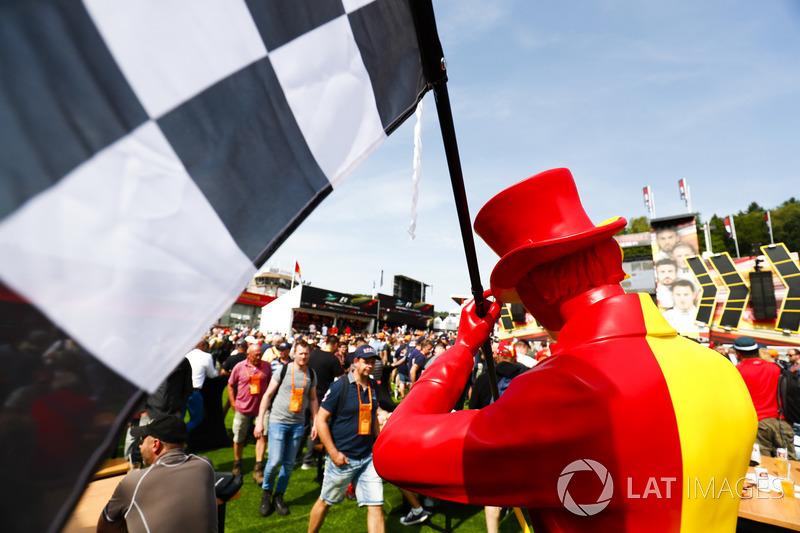 The F1 Fanzone