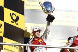 Podium: 2. Mike Rockenfeller, Audi Sport Team Phoenix, Audi RS 5 DTM