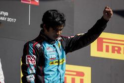 1. Arjun Maini, Jenzer Motorsport
