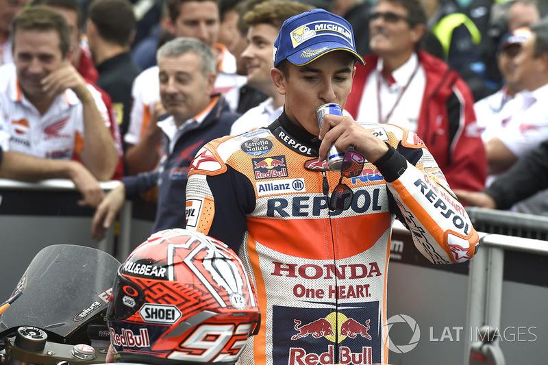 Podium: Ganador, Marc Márquez, Repsol Honda Team