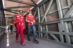 Antonio Giovinazzi, Ferrari Test- und Reservefahrer