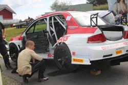 Ronnie Bratschi, Mitsubishi Evo VIII RS, Bratschi Racing