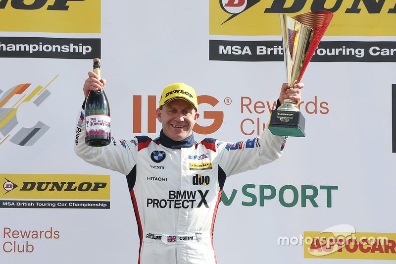 3. Rob Collard, Team BMW, BMW 125i M Sport