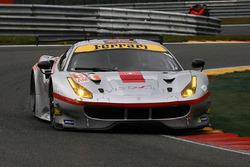 #54 Spirit of Race Ferrari 488 GTE: Томас Флор, Франческо Кастеллаччі, Мігель Моліна
