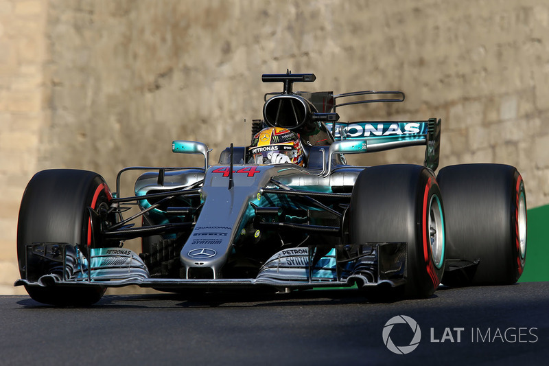 5. Льюис Хэмилтон, Mercedes AMG F1