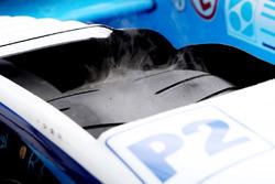 Smoking Tyre