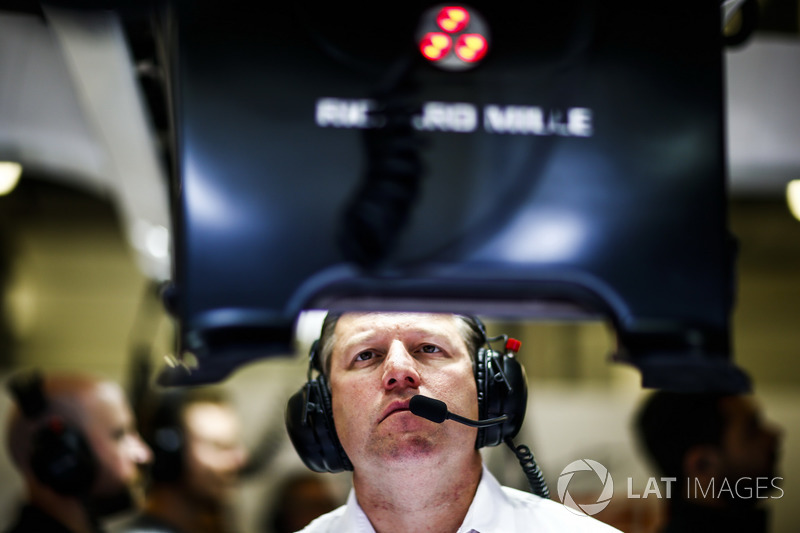 Zak Brown, Director Ejecutivo McLaren Technology Group