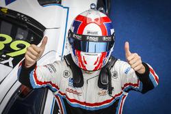 Le vainqueur Yann Ehrlacher, RC Motorsport Lada Vesta