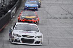 Timmy Hill, Rick Ware Racing Chevrolet, Jamie McMurray, Chip Ganassi Racing Chevrolet