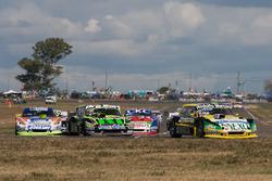 Omar Martinez, Martinez Competicion Ford, Mauro Giallombardo, Werner Competicion Ford, Alan Ruggiero, Laboritto Jrs Torino, Sebastian Diruscio, SGV Racing Dodge