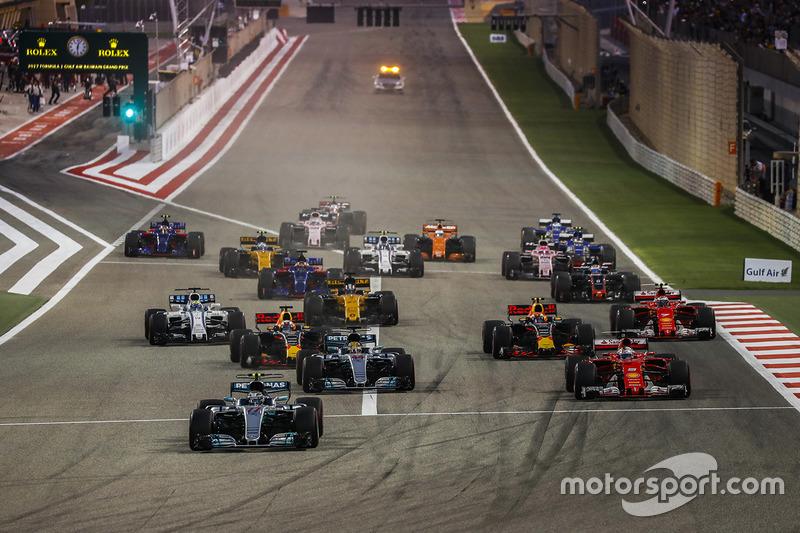 Grand Prix de Bahreïn 2017
