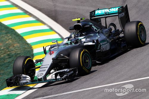 Brazilian Grand Prix - Qualifying
