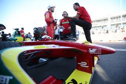 Daniel Abt, ABT Schaeffler Audi Sport with Thomas Biermaier