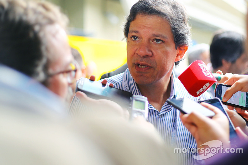 Fernando Haddad, Bürgermeister von Sao Paulo