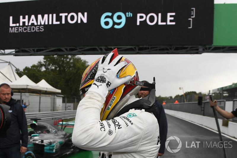 Гран Прі Італії 2017, Mercedes F1 W08 EQ Power+
